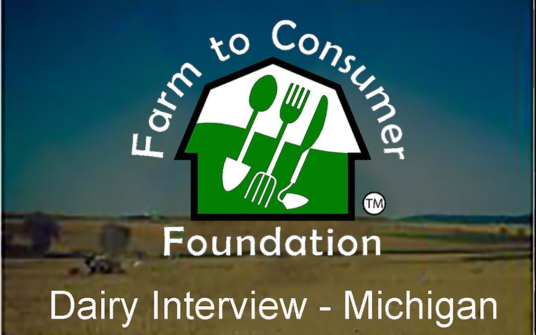 Dairy Interview – Michigan