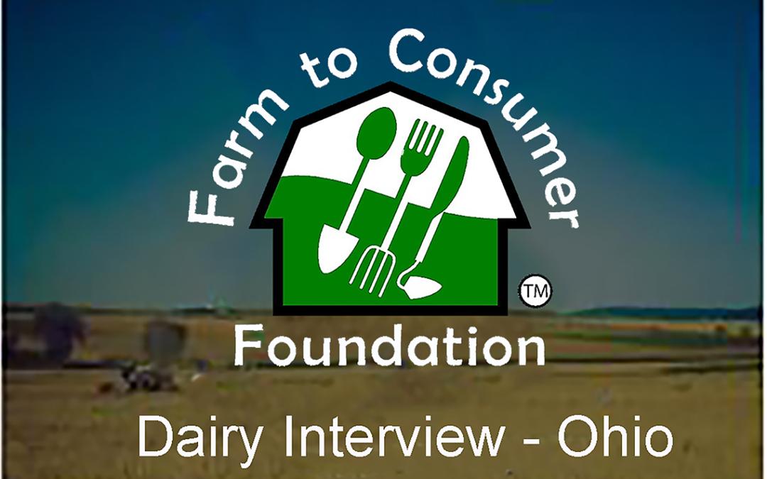 Dairy Interview – Ohio
